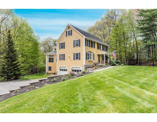 Single Family Home for Sale at 6 Celestial Way Pepperell, Massachusetts 01463 United States