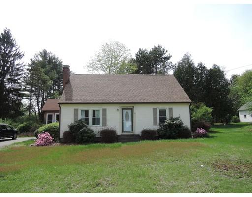 Single Family Home for Sale at 16 N Washington Street Belchertown, Massachusetts 01007 United States