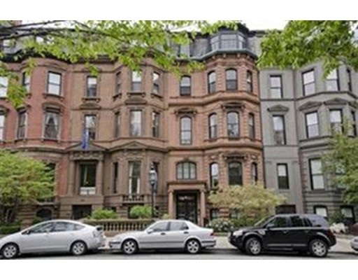 Single Family Home for Rent at 46 Commonwealth Avenue Boston, Massachusetts 02116 United States