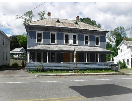 Multi-Family Home for Sale at 516 Union Street North Adams, Massachusetts 01247 United States