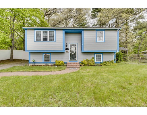 Single Family Home for Sale at 59 Lingan Street Halifax, Massachusetts 02338 United States