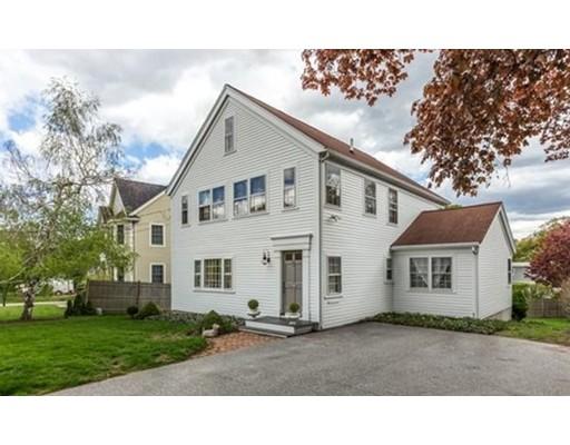 独户住宅 为 销售 在 28 Longmeadow Road 阿灵顿, 马萨诸塞州 02474 美国
