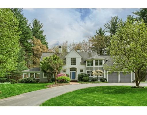 واحد منزل الأسرة للـ Sale في 55 Hartwell Road Carlisle, Massachusetts 01741 United States