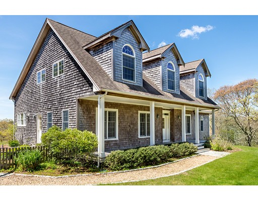 Single Family Home for Sale at 1 Quampache Lane Edgartown, Massachusetts 02539 United States