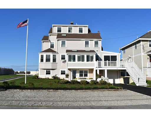 Single Family Home for Sale at 43 Surfside Road Scituate, Massachusetts 02066 United States
