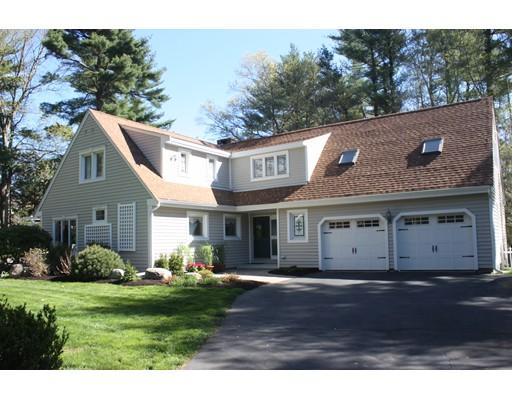 Maison unifamiliale pour l Vente à 57 Barstow Avenue Norwell, Massachusetts 02061 États-Unis