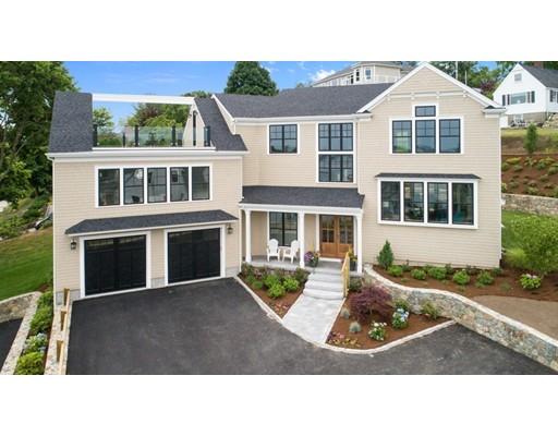 Maison unifamiliale pour l Vente à 170 Otis Street 170 Otis Street Hingham, Massachusetts 02043 États-Unis