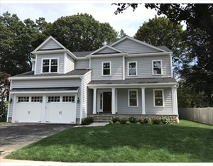 Lot 10 Spiers Road  is a similar property to 12 Sevland Rd  Newton Ma