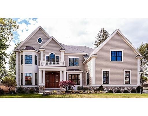 独户住宅 为 销售 在 29 Everett Avenue 温彻斯特, 马萨诸塞州 01890 美国