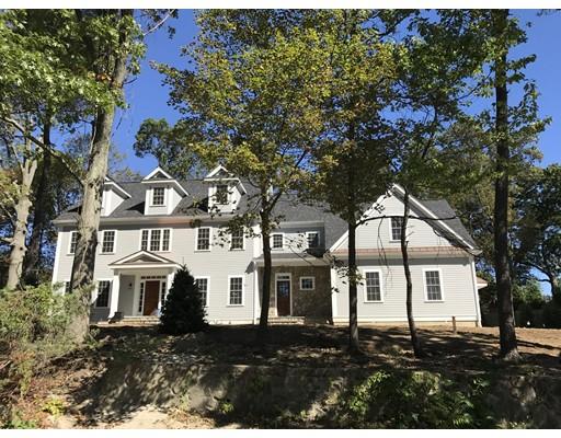 独户住宅 为 销售 在 7 Upland Avenue 7 Upland Avenue 牛顿, 马萨诸塞州 02461 美国