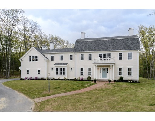 واحد منزل الأسرة للـ Sale في 45 Mill Pond Road Bolton, Massachusetts 01740 United States