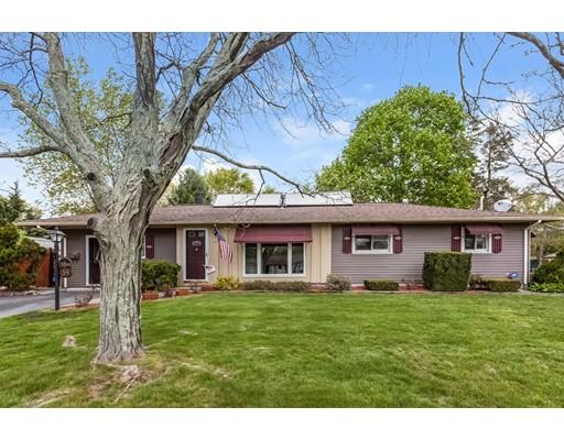 Casa Unifamiliar por un Venta en 34 Abington Avenue Holbrook, Massachusetts 02343 Estados Unidos