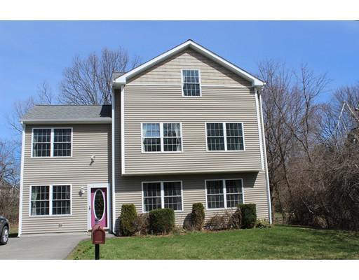 Casa Unifamiliar por un Alquiler en 48 Everett Avenue Shrewsbury, Massachusetts 01545 Estados Unidos