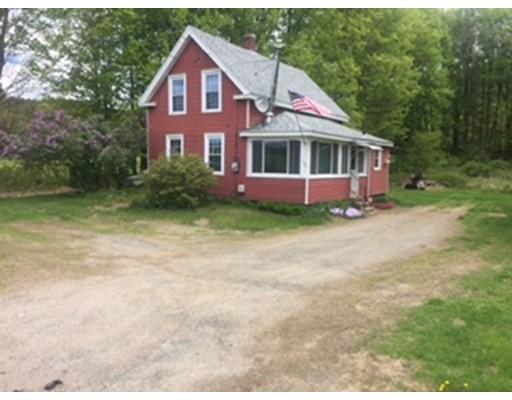 Casa Unifamiliar por un Venta en 180 Montague Road Sunderland, Massachusetts 01375 Estados Unidos