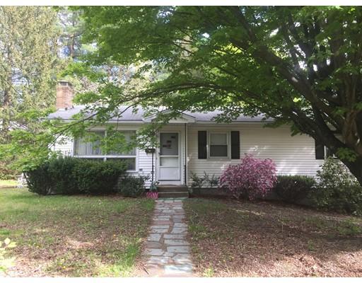 Single Family Home for Sale at 11 Ingleside Natick, Massachusetts 01760 United States
