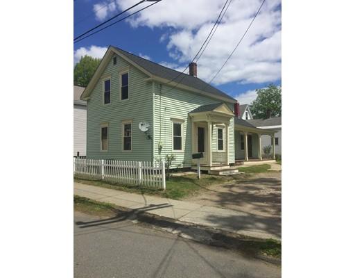 Single Family Home for Sale at 119 Davis Street 119 Davis Street Greenfield, Massachusetts 01301 United States