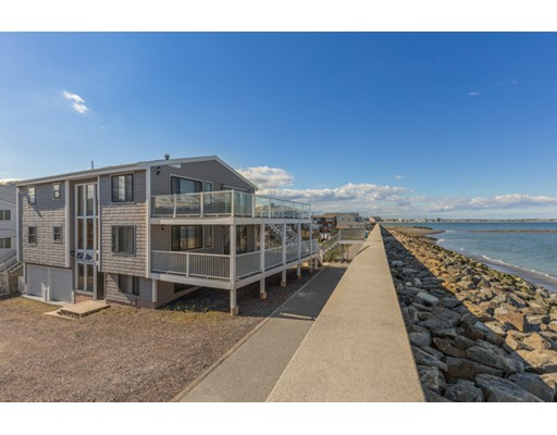 Многосемейный дом для того Продажа на 8 Pebble Avenue Revere, Массачусетс 02151 Соединенные Штаты
