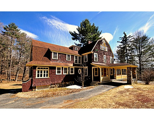 Maison unifamiliale pour l Vente à 274 High Street Becket, Massachusetts 01223 États-Unis