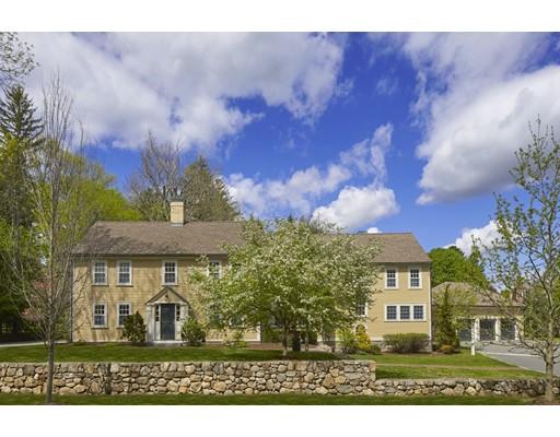 Casa Unifamiliar por un Venta en 116 Plain Road Wayland, Massachusetts 01778 Estados Unidos