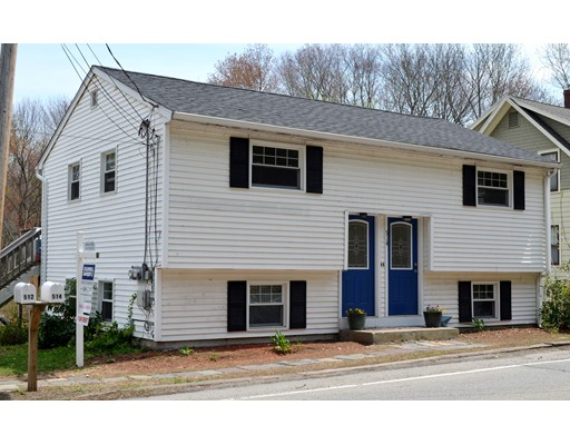 Single Family Home for Rent at 512 Gleasondale Road Stow, Massachusetts 01775 United States