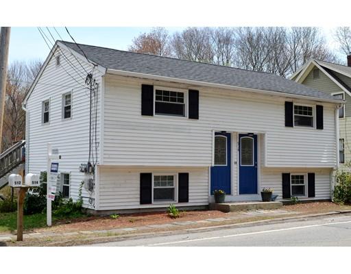 独户住宅 为 出租 在 512 Gleasondale Road 斯托, 马萨诸塞州 01775 美国