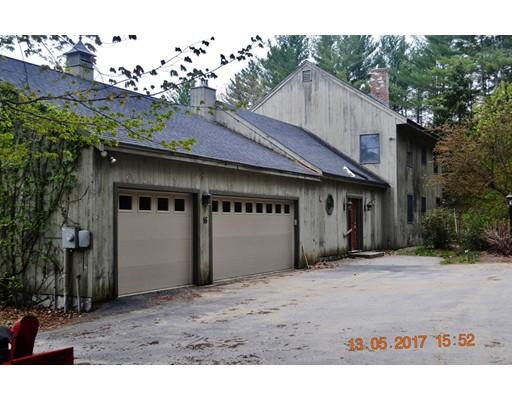 Частный односемейный дом для того Продажа на 16 French Road West Sutton, Нью-Гэмпшир 03260 Соединенные Штаты