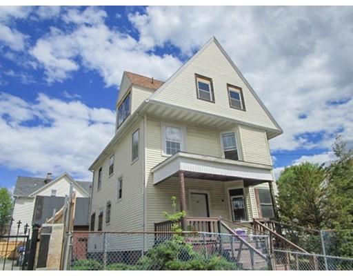 Casa Unifamiliar por un Venta en 84 Hamilton Street Providence, Rhode Island 02907 Estados Unidos