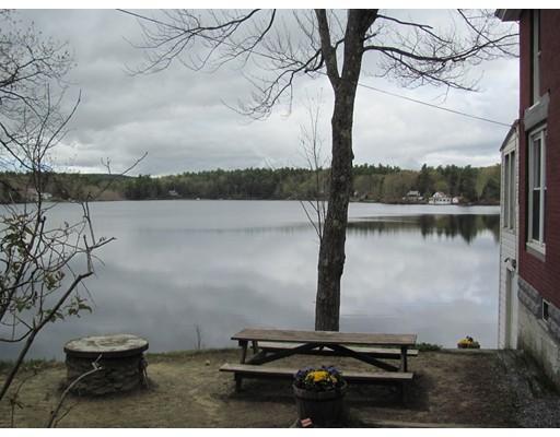 Single Family Home for Sale at 347 Rindge Tpke Ashburnham, Massachusetts 01430 United States