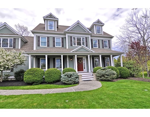 Single Family Home for Sale at 24 Berkshire Street Norfolk, Massachusetts 02056 United States