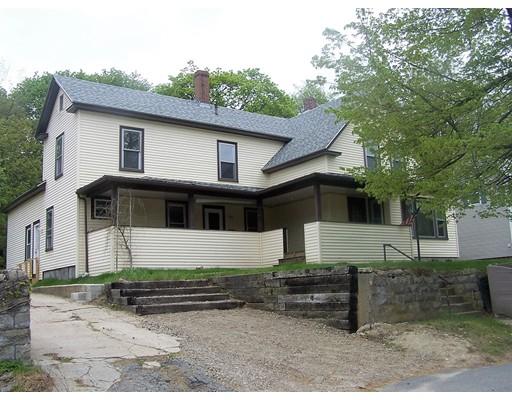 Single Family Home for Sale at 136 Highland Avenue Athol, Massachusetts 01331 United States