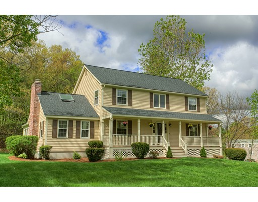 Single Family Home for Sale at 1 Quarry Hill Road Westford, Massachusetts 01886 United States
