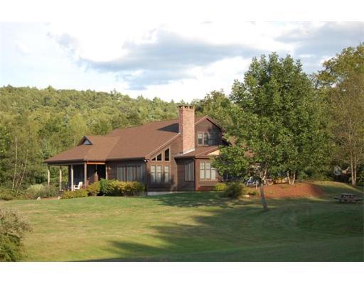 独户住宅 为 销售 在 712 Brattleboro Road Bernardston, 马萨诸塞州 01337 美国