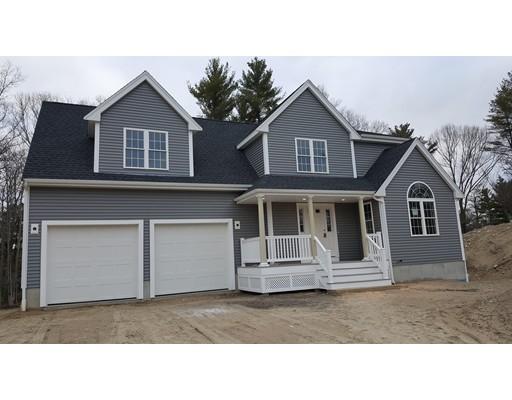Maison unifamiliale pour l Vente à 3 Progressive Avenue West Bridgewater, Massachusetts 02379 États-Unis