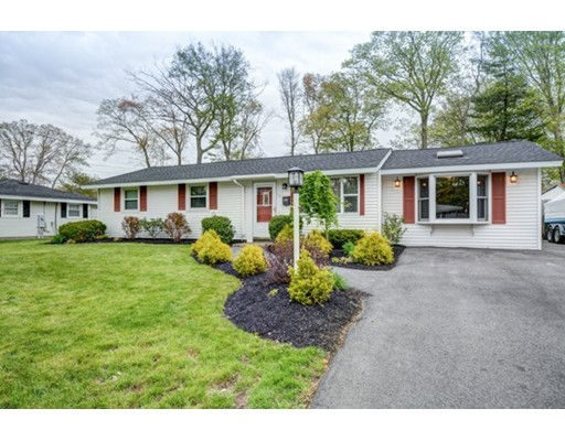Single Family Home for Sale at 30 James Street Holbrook, Massachusetts 02343 United States