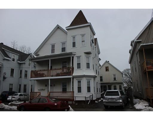 Multi-Family Home for Sale at 111 New Park Street Lynn, Massachusetts 01905 United States