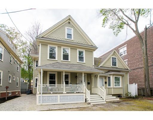 Maison avec plusieurs logements pour l Vente à 10 Ashton Place 10 Ashton Place Cambridge, Massachusetts 02138 États-Unis