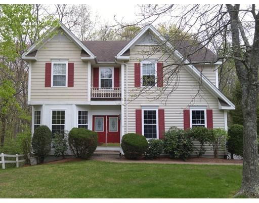 独户住宅 为 出租 在 6 Candlewood 绍斯伯勒, 马萨诸塞州 01772 美国