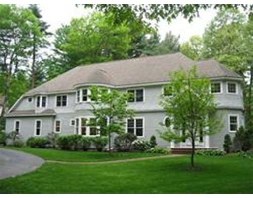Casa Unifamiliar por un Alquiler en 41 Carriage Way Sudbury, Massachusetts 01776 Estados Unidos