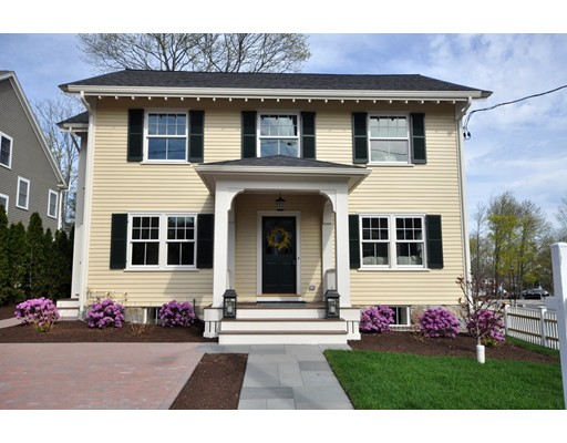 Single Family Home for Sale at 15 Fletcher Road Bedford, Massachusetts 01730 United States