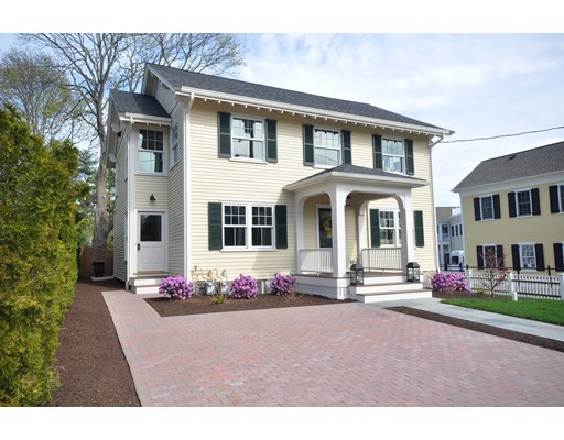 Multi-Family Home for Sale at 11 Fletcher Road Bedford, Massachusetts 01730 United States