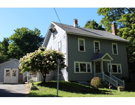 Single Family Home for Sale at 134 West Hill Road Plainfield, Massachusetts 01070 United States
