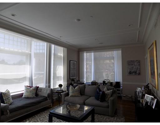 独户住宅 为 出租 在 22 Beacon Street 波士顿, 马萨诸塞州 02108 美国