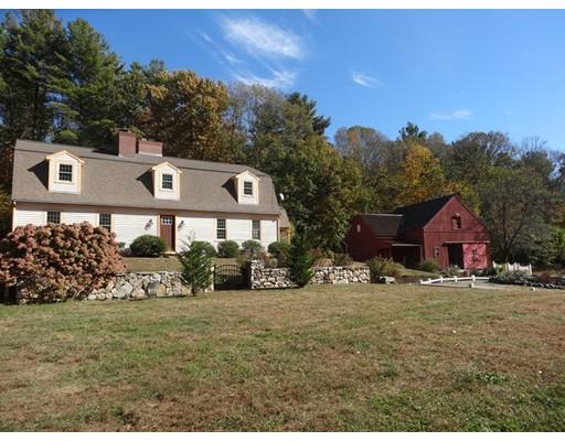 Частный односемейный дом для того Продажа на 218 South East Main Street 218 South East Main Street Douglas, Массачусетс 01516 Соединенные Штаты