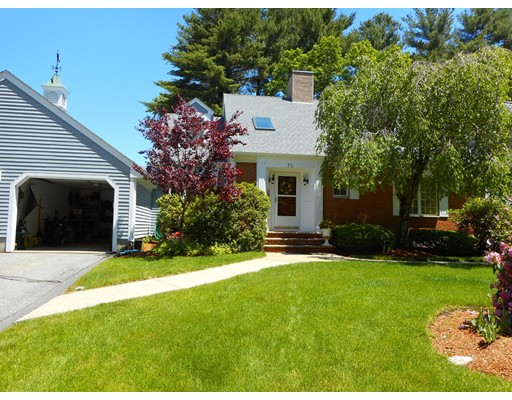 Condominium for Sale at 71 Fuller Pond Road Middleton, Massachusetts 01949 United States