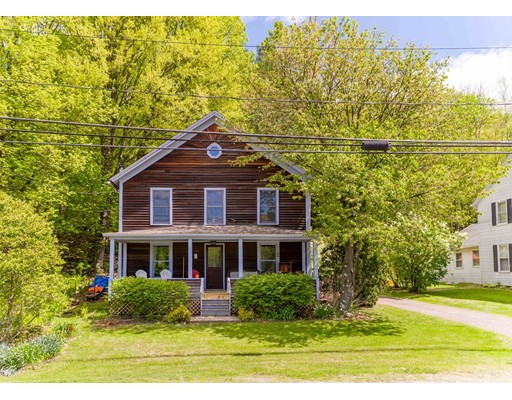 Single Family Home for Sale at 260 North Main Street Sunderland, Massachusetts 01375 United States