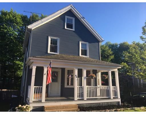 Single Family Home for Sale at 86 Tyndale Street Boston, Massachusetts 02131 United States