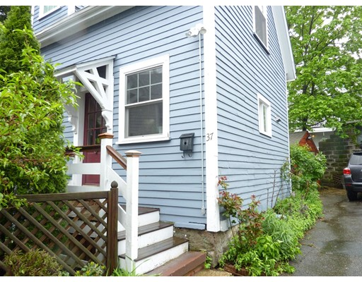 Additional photo for property listing at 37 Bowker  Brookline, Massachusetts 02445 Estados Unidos