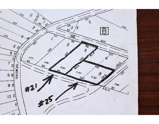 Land for Sale at 21 Finn Park Road Rutland, Massachusetts 01543 United States