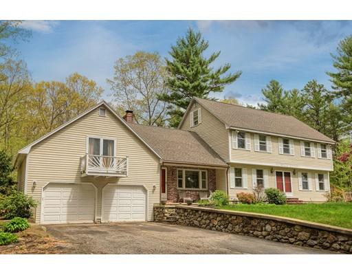 独户住宅 为 销售 在 26 Willow Road Boxford, 马萨诸塞州 01921 美国