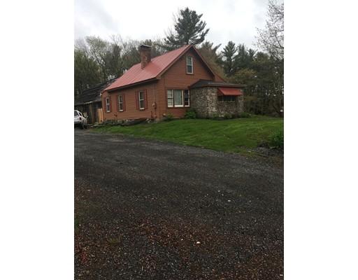独户住宅 为 销售 在 170 Gardner Road Hubbardston, 马萨诸塞州 01452 美国